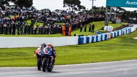 Michael van der Mark, Pata Yamaha WorldSBK Official Team, Phillip Island RACE 2