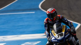Loris Baz, Ten Kate Racing Yamaha, Jerez FP2