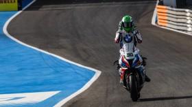 Eugene Laverty, BMW Motorrad WorldSBK Team, Jerez FP2