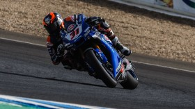 Garret Gerloff, GRT Yamaha WorldSBK Junior Team, Jerez FP2