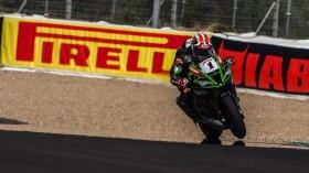 Jonathan Rea, Kawasaki Racing Team WorldSBK, Jerez FP1