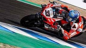 Marco Melandri, Barni Racing Team, Jerez FP2