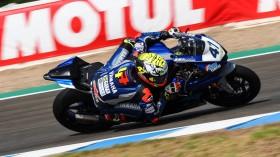 Axel Bassani, Soradis Yamaha Motoxracing, Jerez FP2