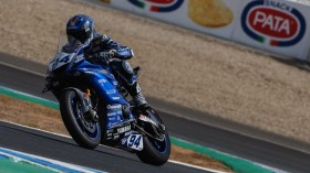 Corentin Perolari, GMT94 Yamaha, Jerez FP2