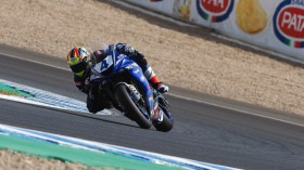 Steven Odendaal, EAB Ten Kate Racing, Jerez FP2