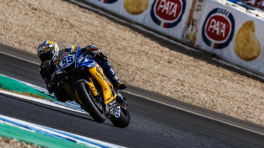 Andrea Locatelli, BARDAHL Evan Bros. WorldSSP Team, Jerez FP1