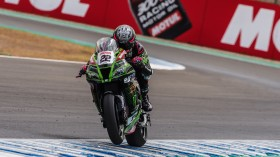 Alex Lowes, Kawasaki Racing Team WorldSBK, Jerez FP2