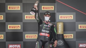 Jonathan Rea, Kawasaki Racing Team WorldSBK, Jerez RACE 1