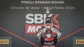 Scott Redding, Aruba.it Racing - Ducati, Jerez RACE 1
