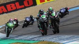 Yuca Okaya, MTM Kawasaki MOTOPORT, Jerez RACE 1