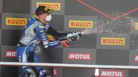 Jules Cluzel, GMT94 Yamaha, Jerez RACE 1