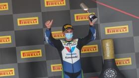 Tom Booth-Amos, RT Motorsports by SKM - Kawasaki, Jerez RACE 1
