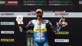 Andrea Locatelli, BARDAHL Evan Bros. WorldSSP Team, Jerez Tissot Superpole