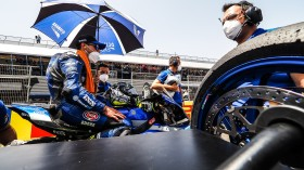 Federico Caricasulo, GRT Yamaha WorldSBK Junior Team, Jerez RACE 1