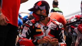Raffaele de Rosa, MV Agusta Reparto Corse, Jerez RACE 1