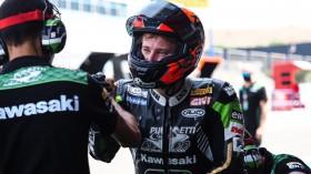 Philipp Oettl, Kawasaki Puccetti Racing, Jerez RACE 1