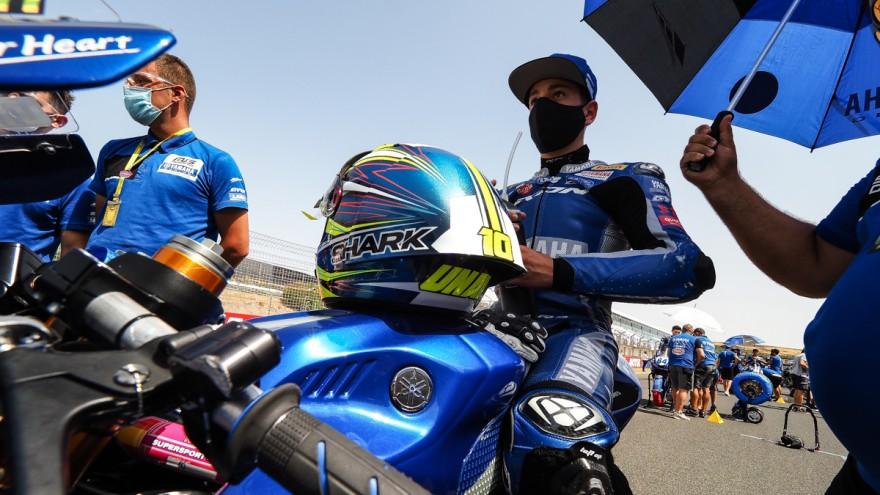 Unai Orradre, Yamaha MS Racing, Jerez RACE 1