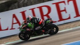 Jonathan Rea, Kawasaki Racing Team WorldSBK, Jerez FP3