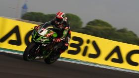 Jonathan Rea, Kawasaki Racing Team WorldSBK, Jerez Tissot Superpole