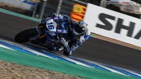 Jules Cluzel, GMT94 Yamaha, Jerez Tissot Superpole