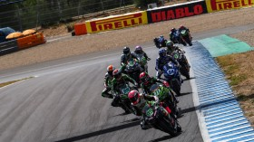Scott Deroue, MTM Kawasaki MOTOPORT, Jerez RACE 1