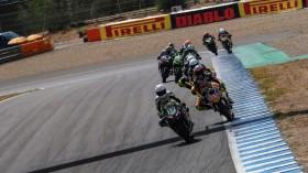 Koen Meuffels, MTM Kawasaki MOTOPORT, Jerez RACE 1