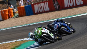 Nick Kalinin, Battley-RT Motorsports by SKM-Kawasaki, Jerez RACE 1