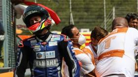 Axel Bassani, Soradis Yamaha Motoxracing, Jerez RACE 2