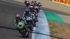Lucas Mahias, Kawasaki Puccetti Racing, Jerez RACE 2
