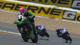 Lucas Mahias, Kawasaki Pucceti Racing, Jerez RACE 2