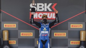 Bahattin Sofuoglu, Biblion Motoxracing Yamaha WSSP300, Jerez RACE 2