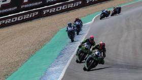 Philipp Oettl, Kawasaki Puccetti Racing, Jerez RACE 2