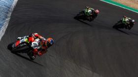Michael Ruben Rinaldi, Team GOELEVEN, Jerez RACE 2