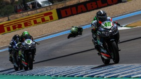 Thomas Brianti, Prodina Ircos Team WorldSSP300, Jerez RACE 2