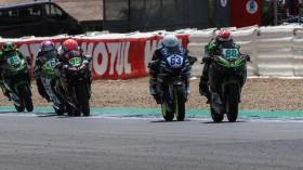 Bruno Ieraci, Kawasaki GP Project, Jerez RACE 2