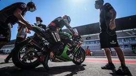 Jonathan Rea, Kawasaki Racing Team WorldSBK, Portimao FP2