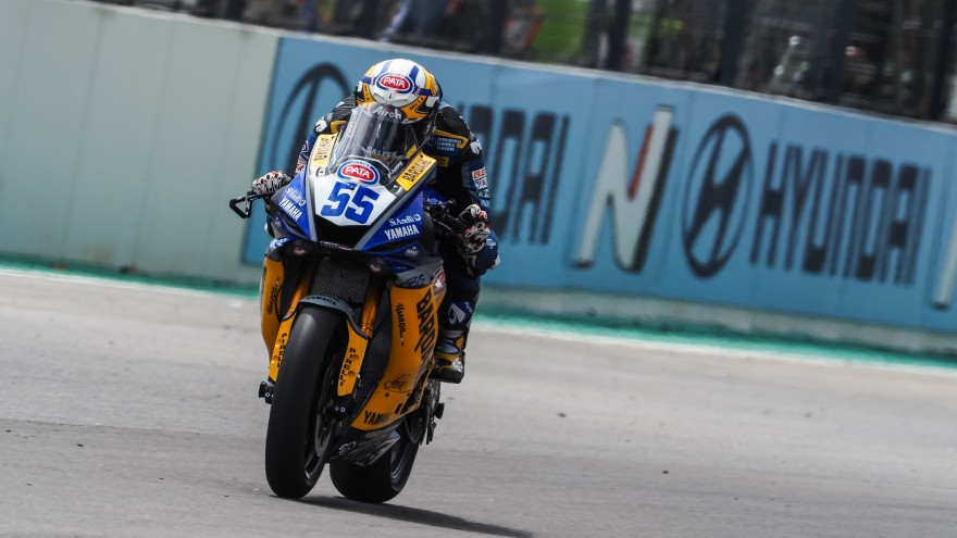 Andrea Locatelli, BARDAHL Evan Bros. WorldSSP Team, Portimao FP2