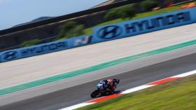 Isaac Vinales, Kallio Racing, Portimao FP2