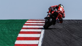 Chaz Davies, Aruba.it Racing - Ducati, Portimao FP2