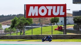 Loris Baz, Ten Kate Racing - Yamaha, Portimao FP2