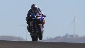 Toprak Razgatlioglu, Pata Yamaha Official WorldSBK Team, Portimao Tissot Superpole