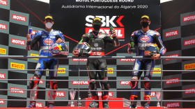 WorldSBK Portimao RACE 1