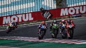 Scott Redding, Aruba.it Racing - Ducati, Portimao RACE 1