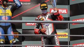 Raffaele de Rosa, MV Agusta Reparto Corse, Portimao RACE 1