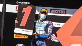 Axel Bassani, Soradis Yamaha Motoxracing, Portimao RACE 1