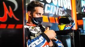 Leandro Mercado, Motocorsa Racing, Portimao Tissot Superpole