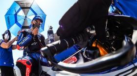 Loris Baz, Ten Kate Racing Yamaha, Portimao RACE 1
