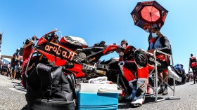 Chaz Davies, Aruba.it Racing - Ducati, Portimao RACE 1