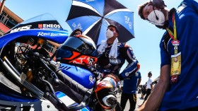 Garrett Gerloff, GRT Yamaha WorldSBK Junior Team, Portimao RACE 1