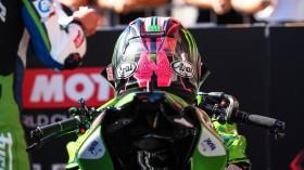 Ana Carrasco, Kawasaki Provec WorldSSP300, Portimao RACE 1